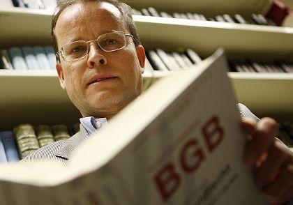 Juraprofessor Klaus Peter Berger: Freund des Reims