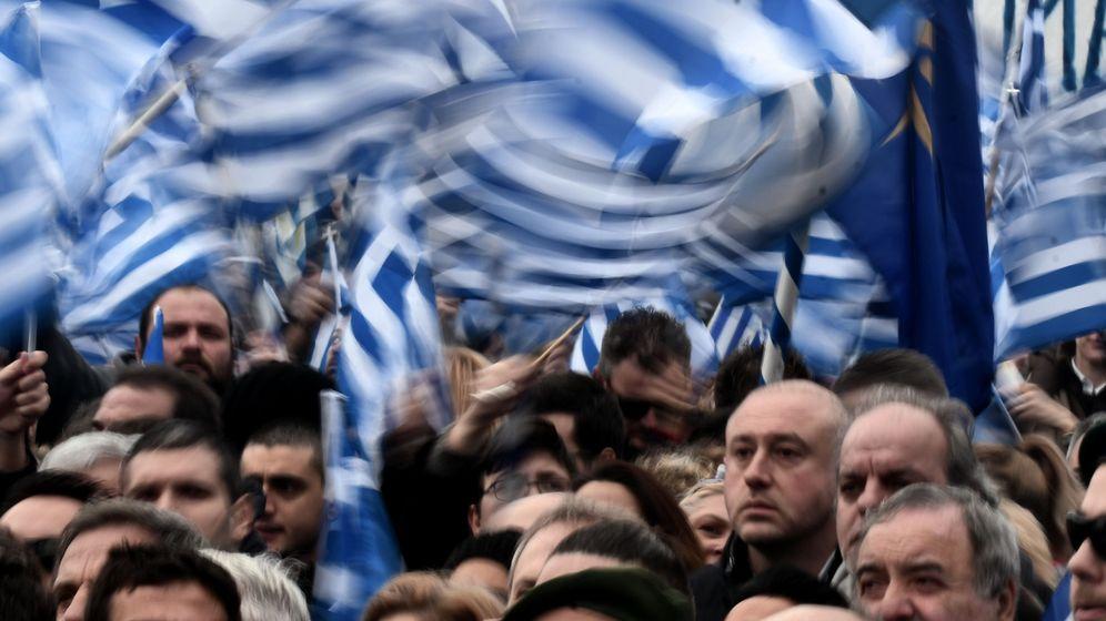 Griechenland: 90.000 Nationalisten um Alexander den Großen