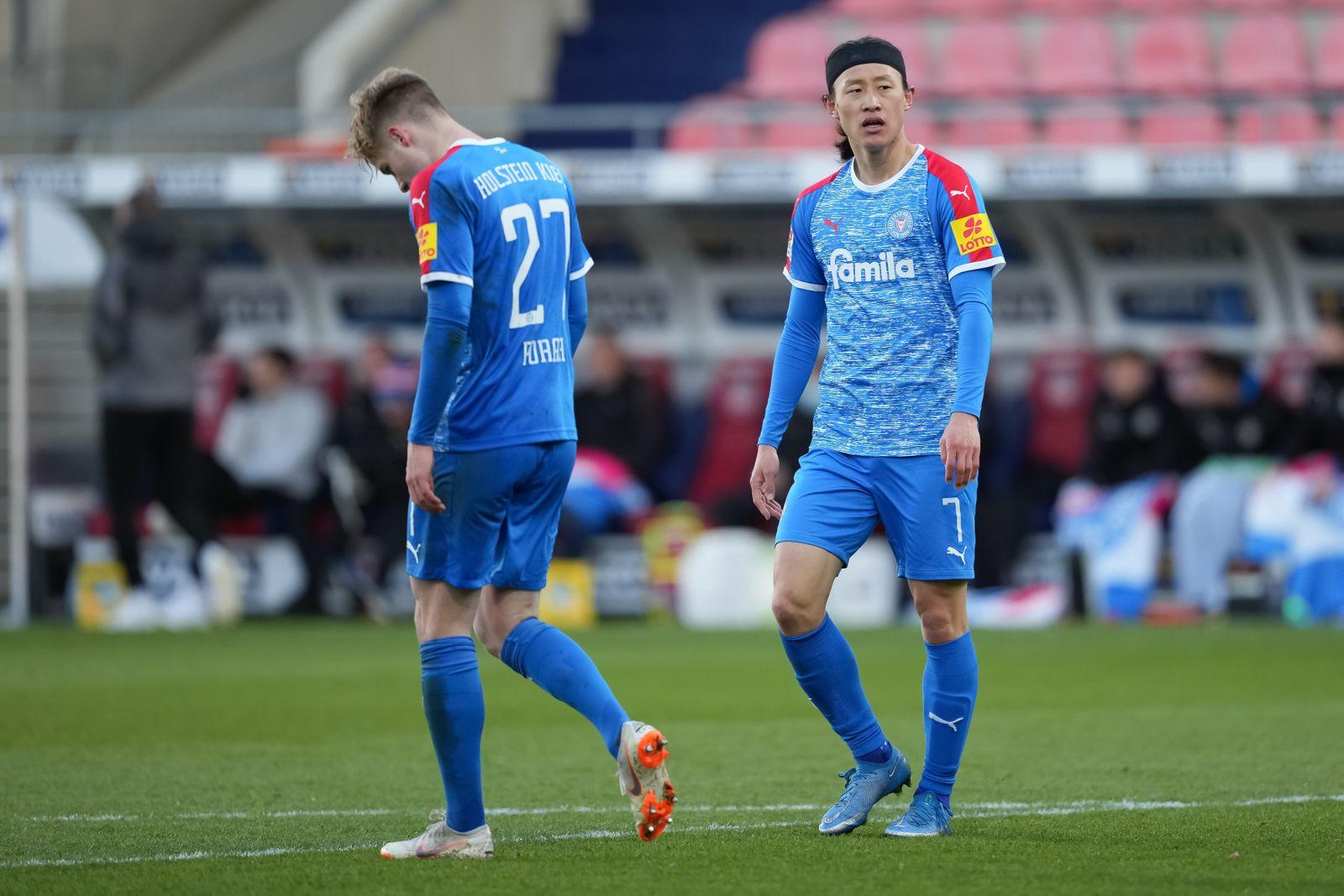 1. FC Heidenheim 1846 v Holstein Kiel - Second Bundesliga