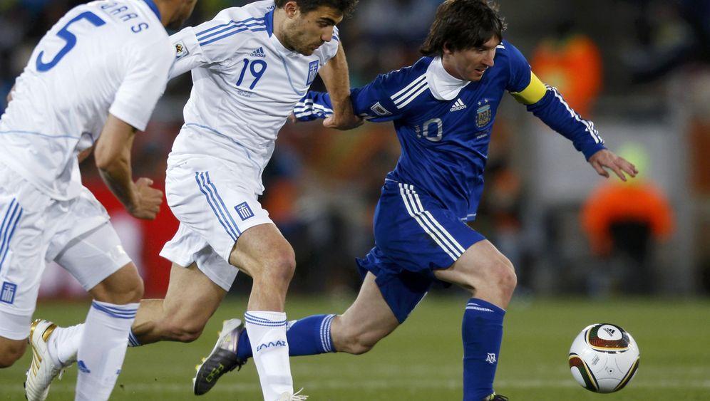 WM-Gruppe B: Demichelis für Argentinien, Drama in Durban