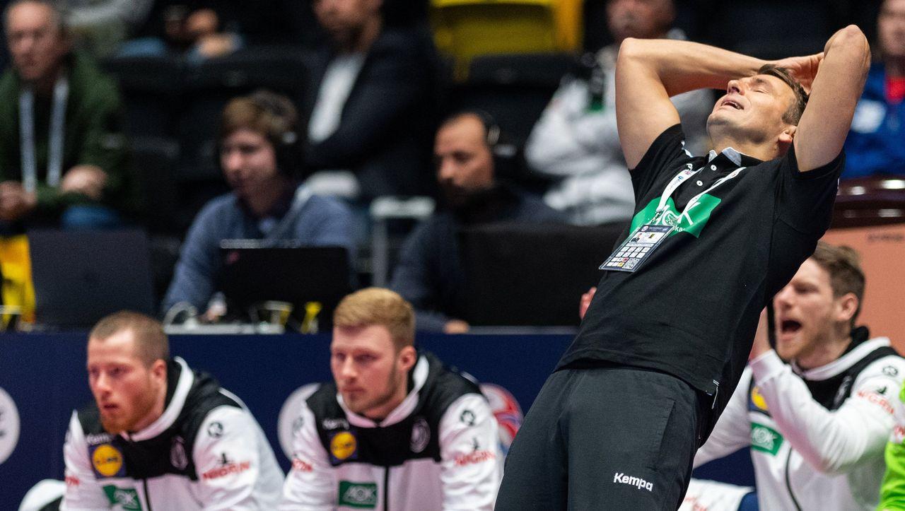 Handball Em 2020 Wie Deutschland Gegen Lettland Ins Zittern