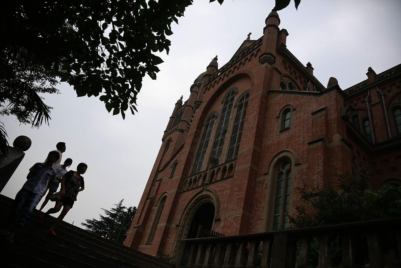 china kloster schanghai