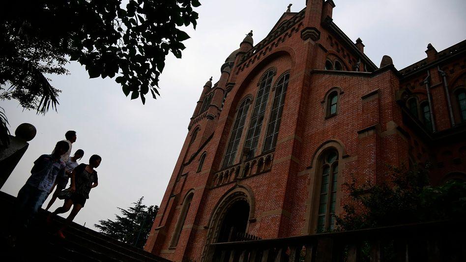 Kloster bei Shanghai: Wird Thaddeus Ma Daqin hier festgehalten?