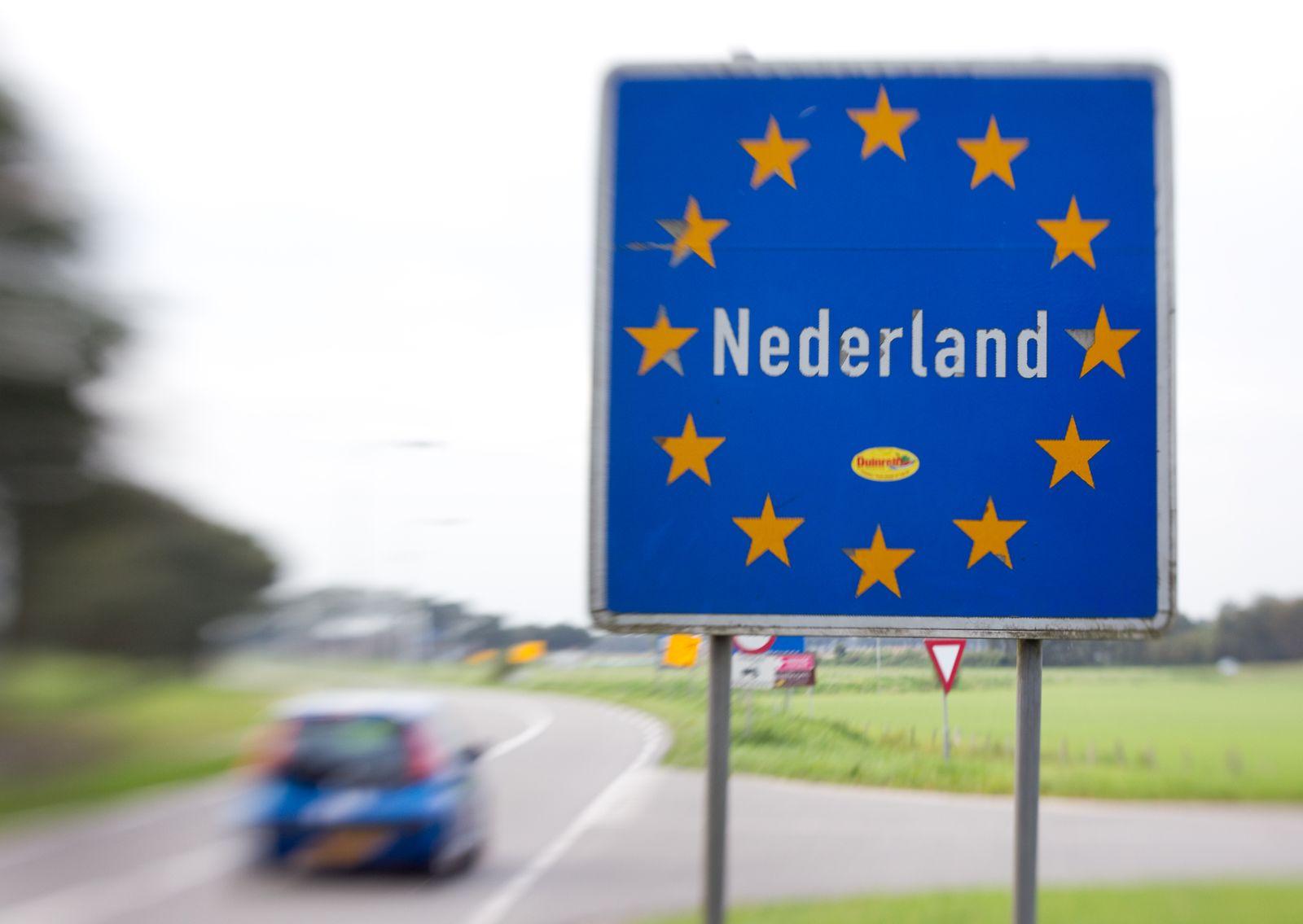 Grenze Niederlande-Deutschland