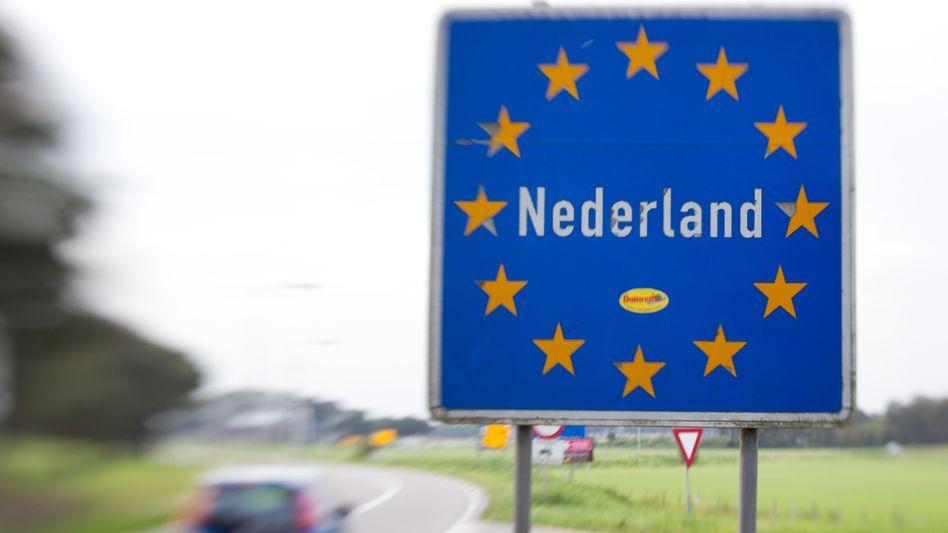 Niederländische Grenze: Autokontrolle per Videoüberwachung