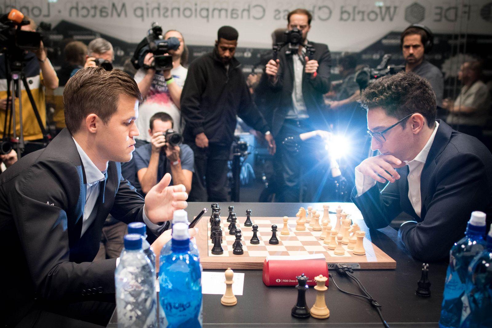 FIDE World Chess Championship