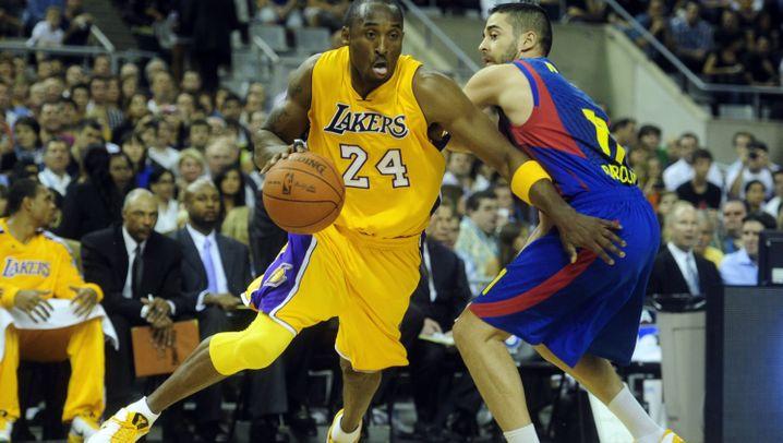 Western Conference: Wilde Jagd auf die Lakers