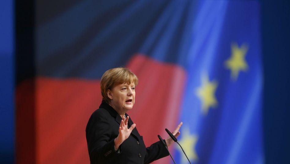 "Merkel zur Flüchtlingskrise: ""Multikulti bleibt eine Lebenslüge"""