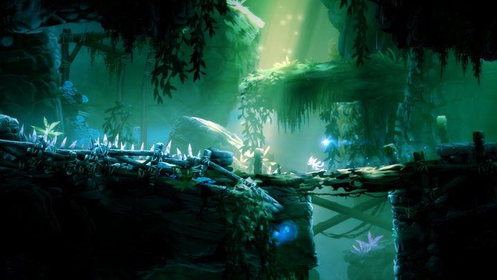 """""""Ori and the Blind Forest"""": Ein farbenprächtiges Spiel"""