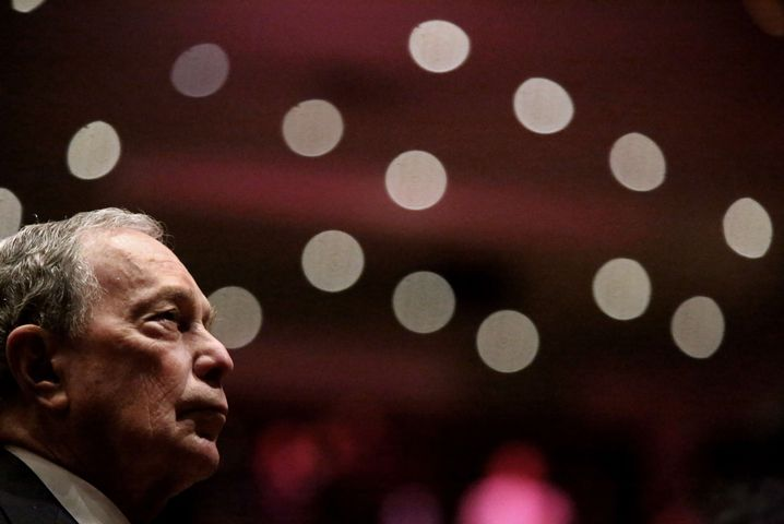 "Michael Bloomberg: ""Donald Trump besiegen, Amerika wieder aufbauen"""