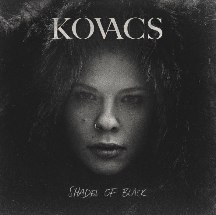 """""""Ich kann eine Hexe sein"""": Albumcover von """"Shades of Black"""""""