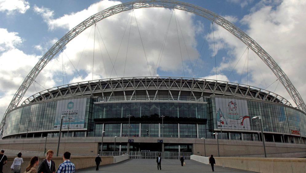 London: Reisen zum Champions-League-Finale