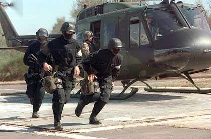 KSK-Soldaten: Beteiligung an gefährlichen Einsätzen öffentlich machen