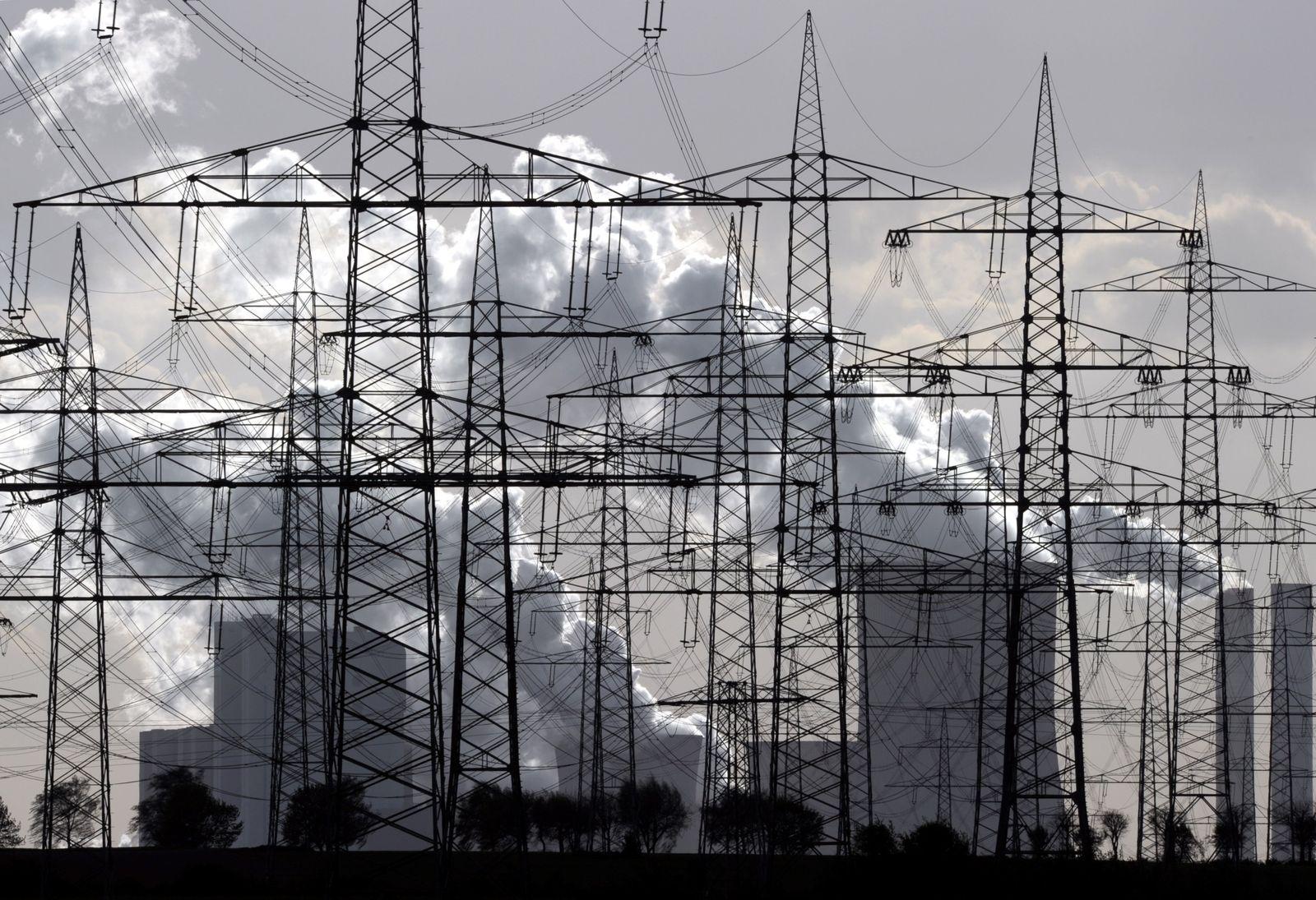 Stromnetzte/ Atomausstieg XXL
