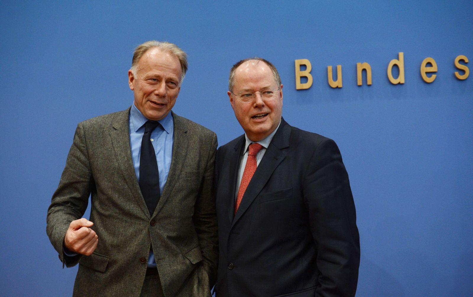 Trittin / Steinbrück