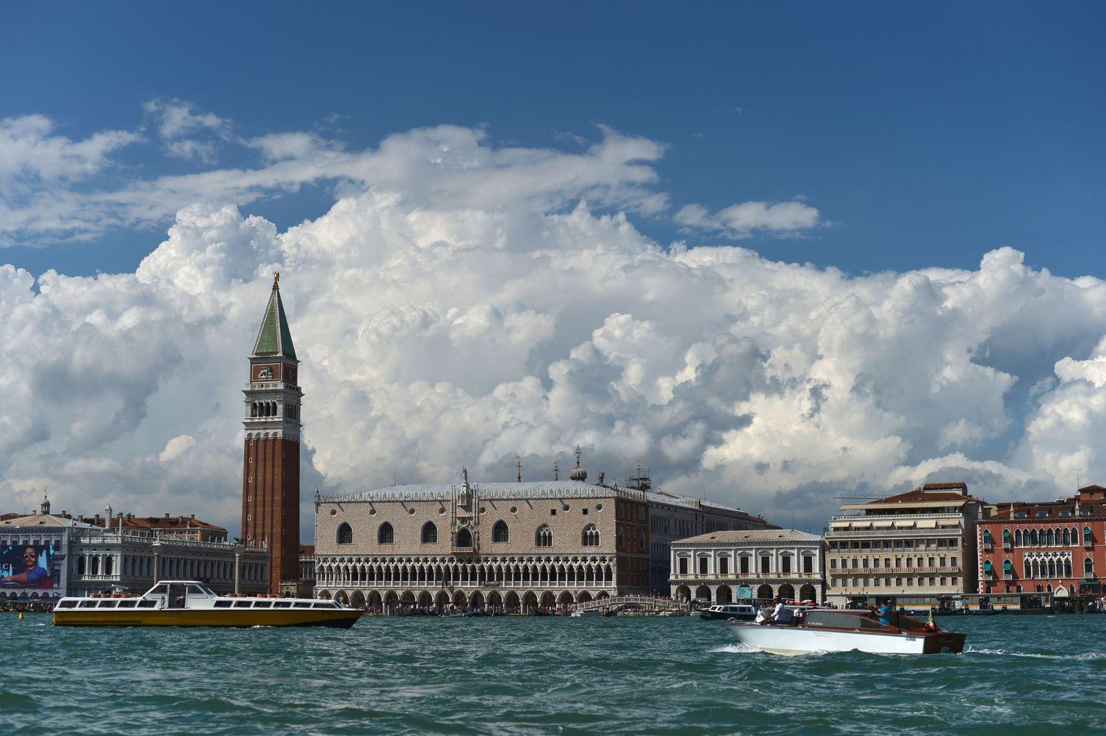 Venetien Venedig Referendum