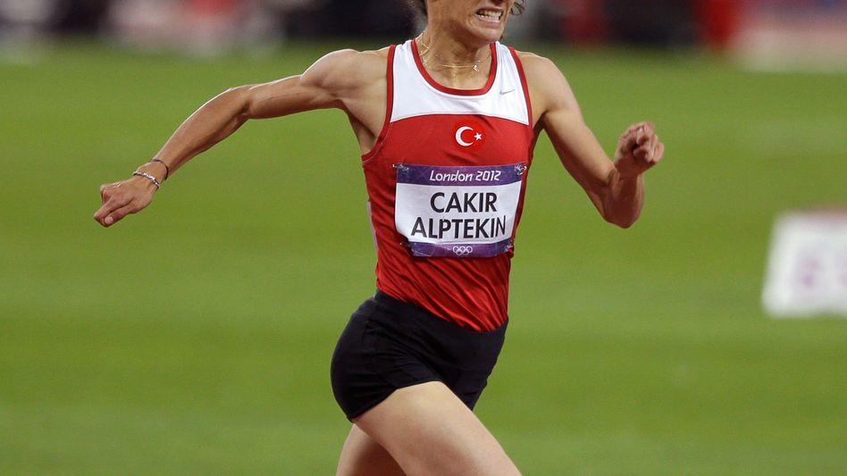 Leichtathletin Alptekin: Zweite Doping-Sperre