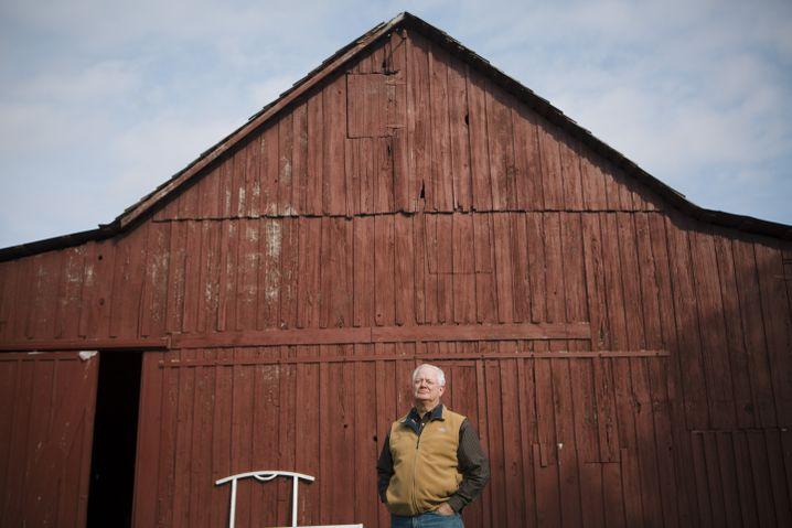 """US-Farmer Wildy: """"Monsanto lässt mir keine Wahl - es geht um reine Selbsterhaltung"""""""