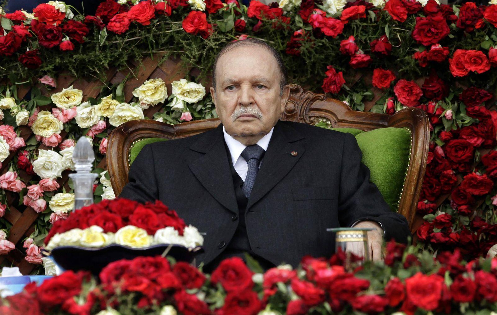 Algerien/Bouteflika