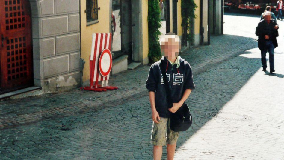 """Max bei einem Ausflug mit seiner Großmutter: """"Gefahr für andere"""""""