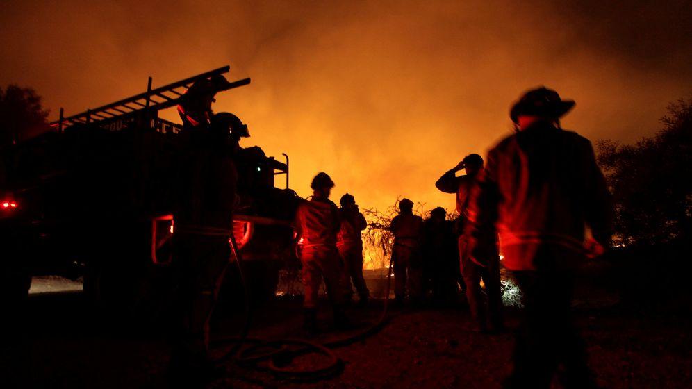 Waldbrände: Chiles Kampf gegen die Flammen