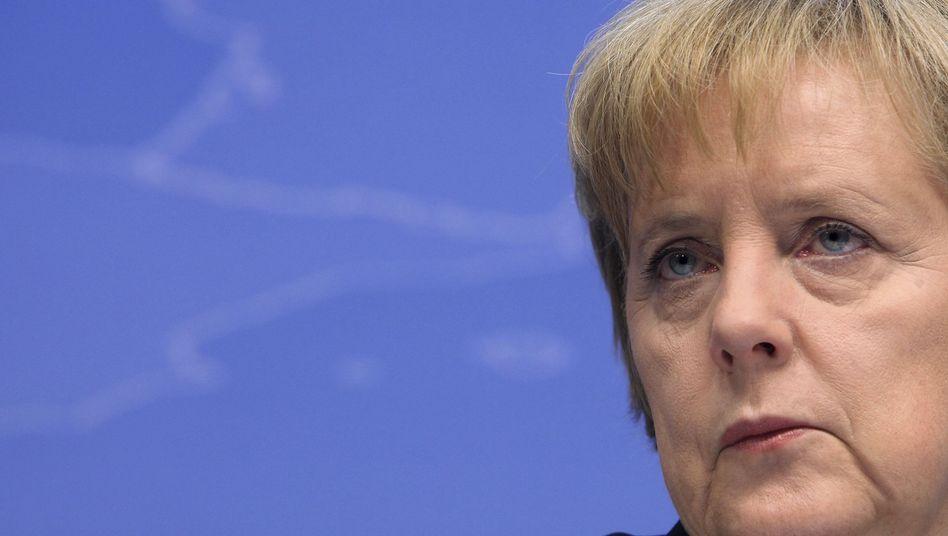 Kanzlerin Merkel: Was wusste sie und wann wusste sie es?