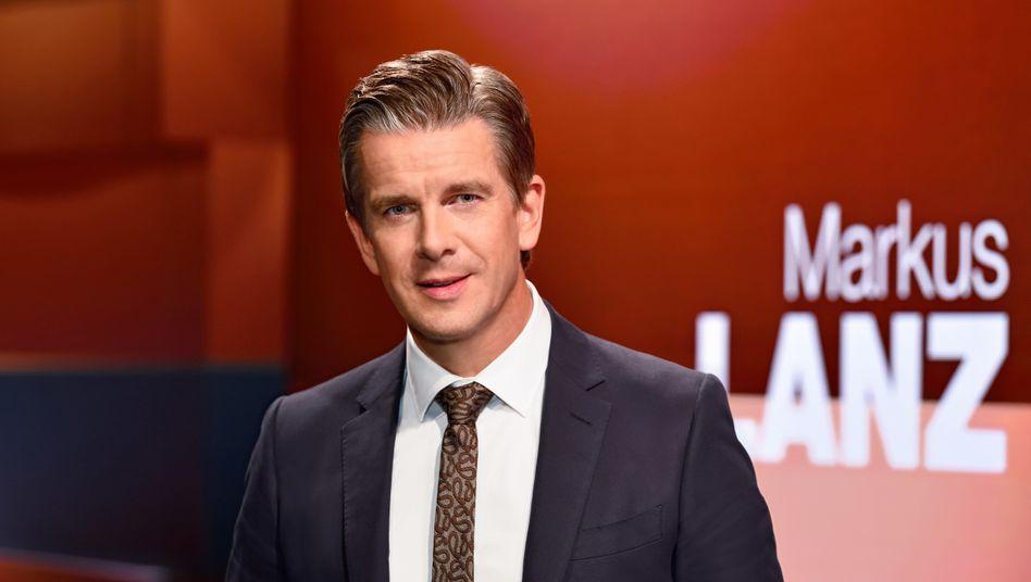 ZDF-Moderator Lanz