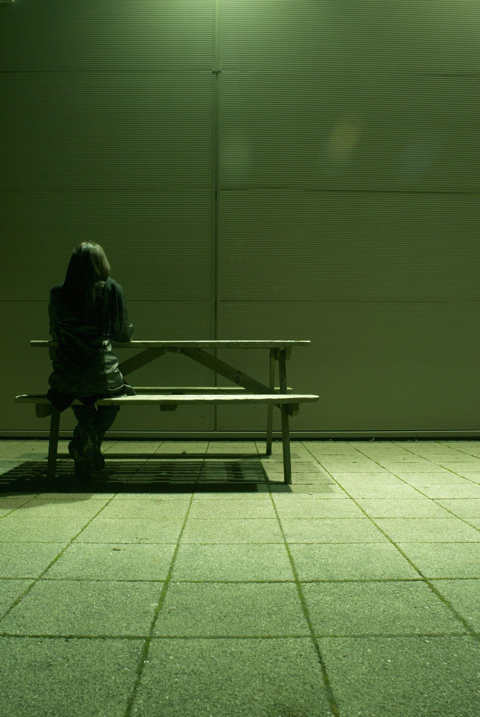NICHT MEHR VERWENDEN! - Symbolbild Depression