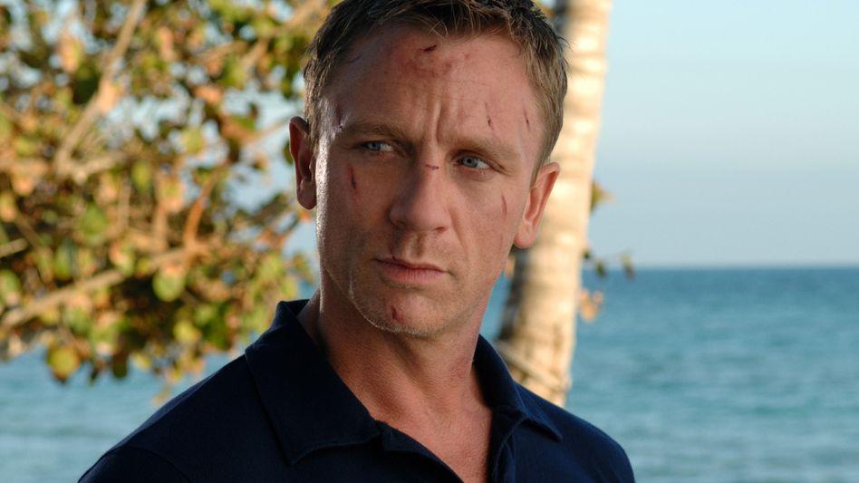 Bond-Darsteller Daniel Craig: Porträt eines gewalttätigen Trinkers mit Leberproblemen und erektiler Dysfunktion?