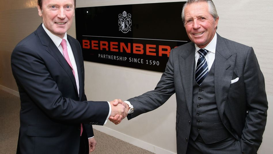 Berenberg-Chef Peters: Ab April 2016 BdB-Präsident