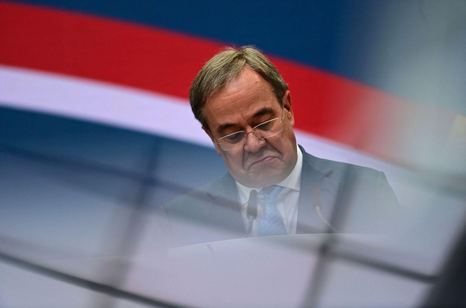 GERMANY-POLITICS-VOTE-PARTY-CDU