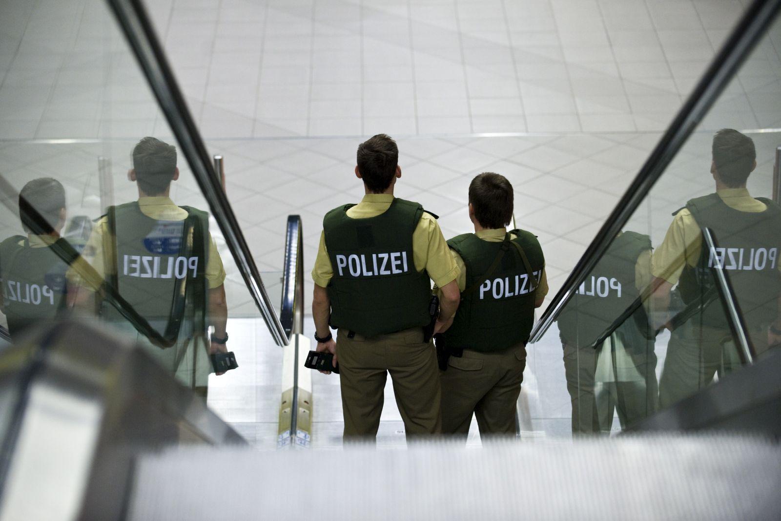 NICHT VERWENDEN Bundespolizei