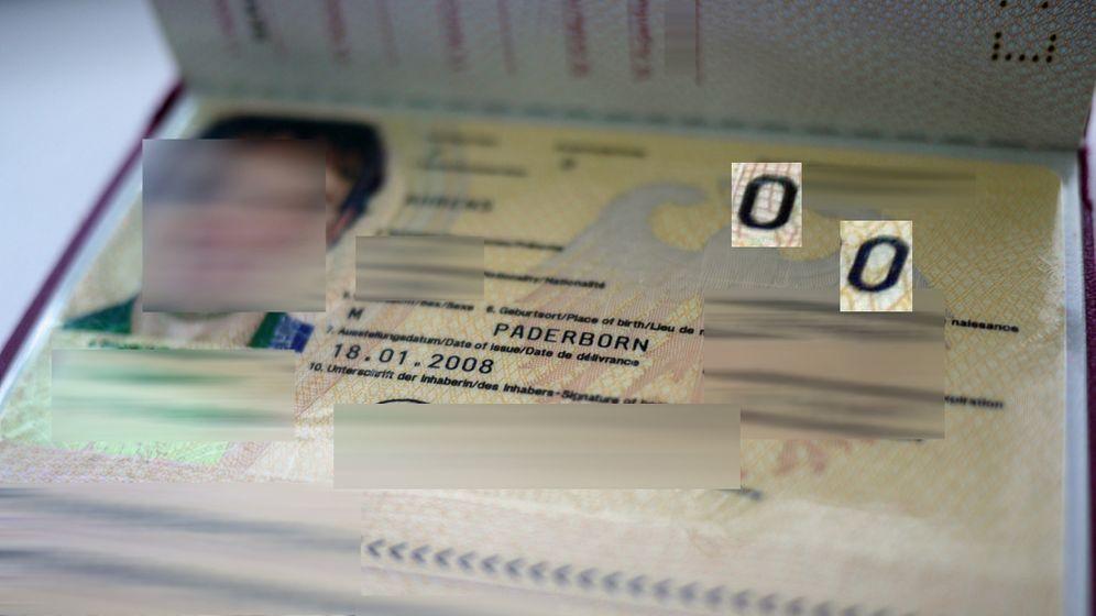 Typographie: Warum 0 und O im Reisepass gleich aussehen