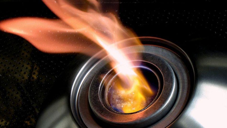 Ethanol-Feuerstelle: Forscher warnen vor Schadstoffen und Brandgefahr