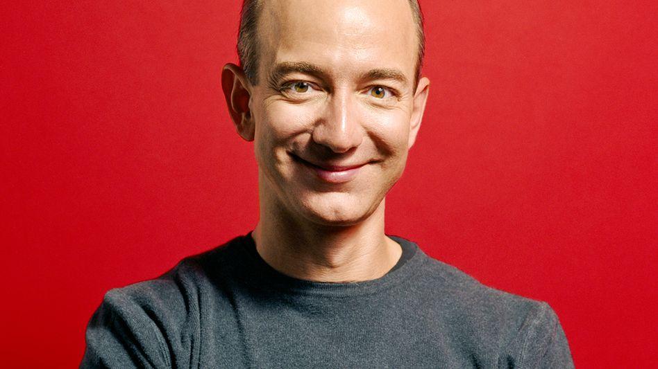 Amazon-Gründer Jeff Bezos: Bereitete die Gründung seines Unternehmens vor, indem er in den Nerdgründen des Usenet nach qualifizierten Programmierern suchte