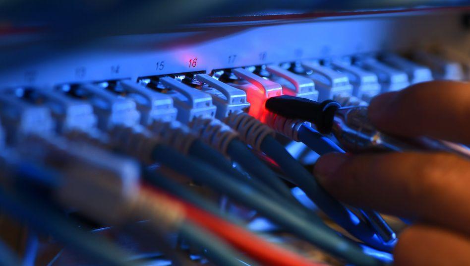 Netzwerkzentrale: Schon wieder wird über die VDS diskutiert - mit kaum prüfbaren Argumenten