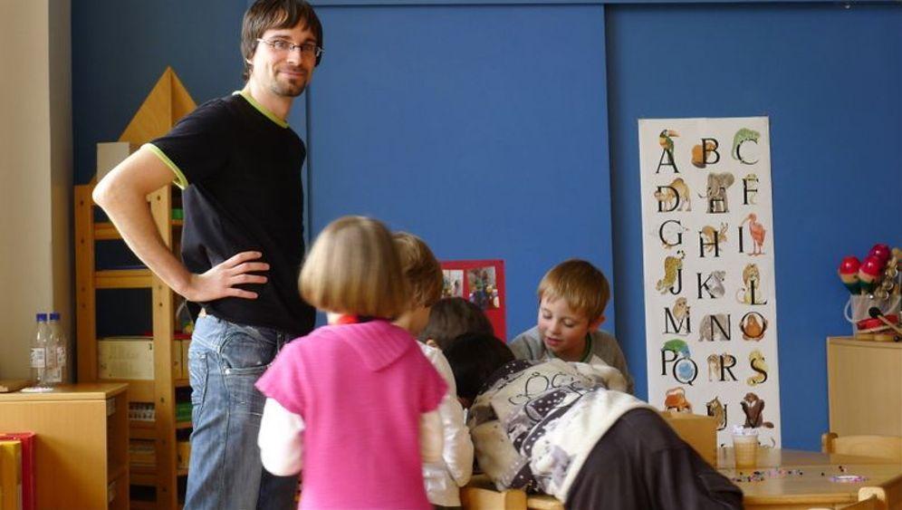wie viel verdient man als kindergärtnerin