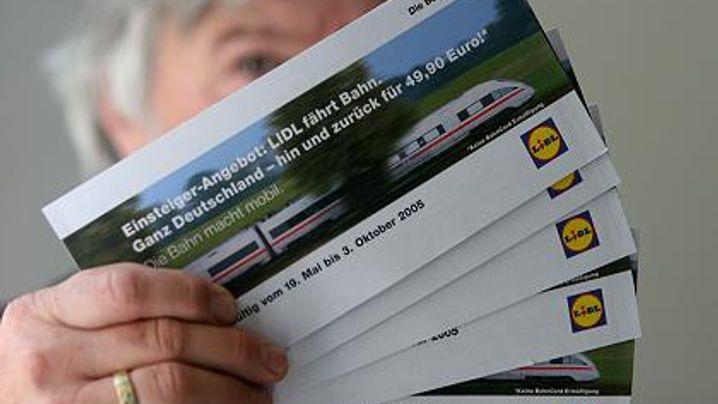 Ticket-Verkauf: Chaos und Gedrängel bei Lidl