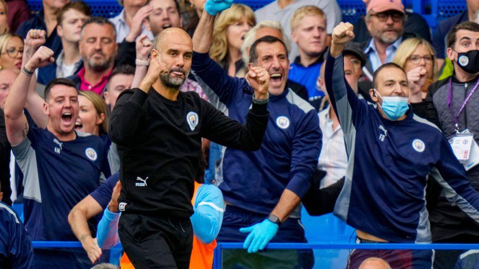 Pep Guardiola: Bilanz gegen Thomas Tuchel verbessert