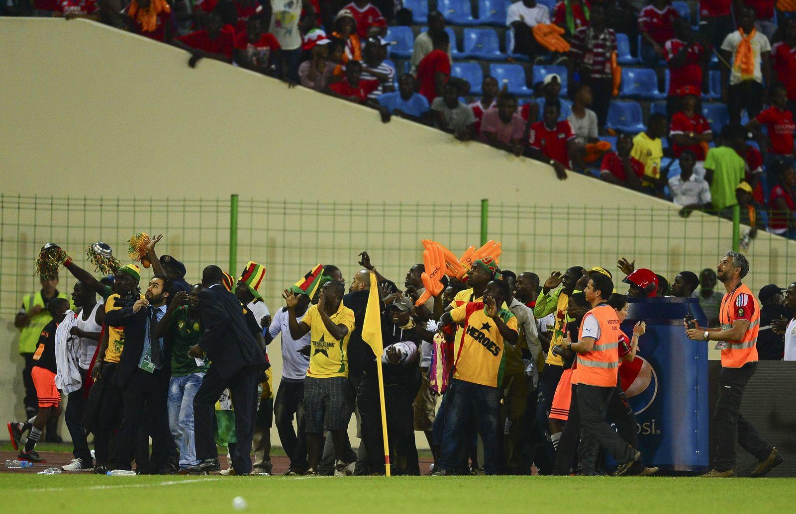 Ghana Äquatorialguinea Afrika-Cup