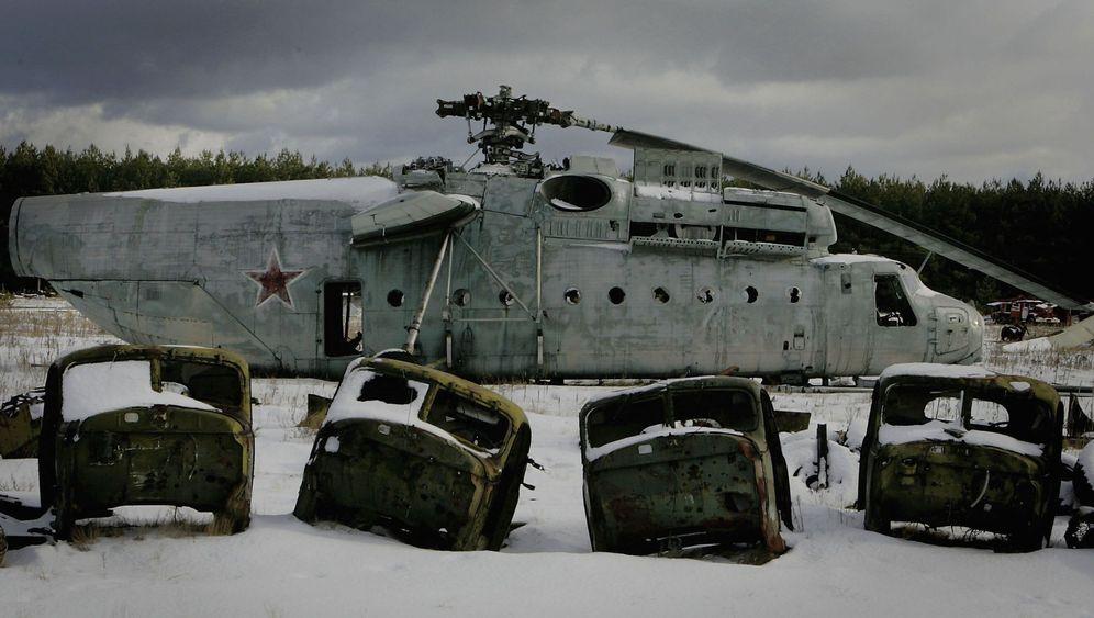 """Tschernobyl-Ingenieurin: """"Das Sterben wird weitergehen"""""""