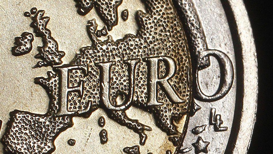 Euromünze: Womöglich werden europäische Verträge bald erneuert