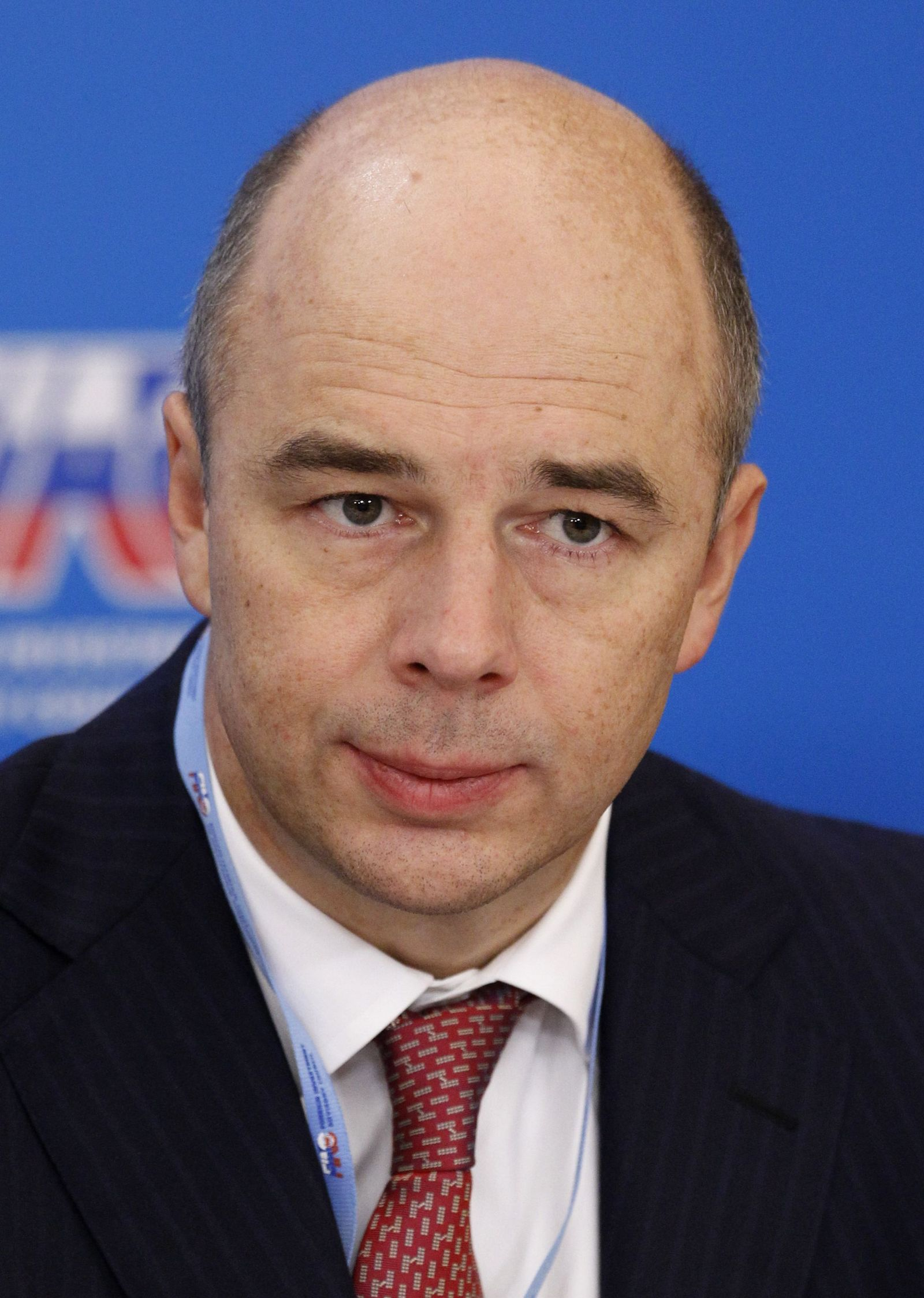 Anton Siluanov / Finanzminister Russland / National Welfare Fund