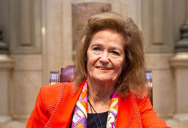 Elena Highton de Nolasco ist die einzige Richterin am Obersten Gericht