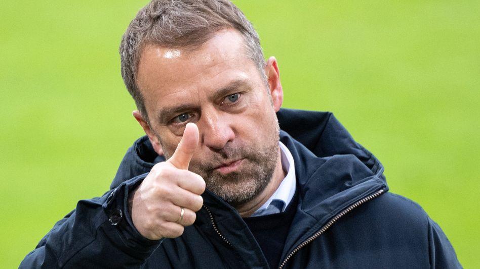 Hansi Flick und der DFB müssen nur noch »Dinge« regeln