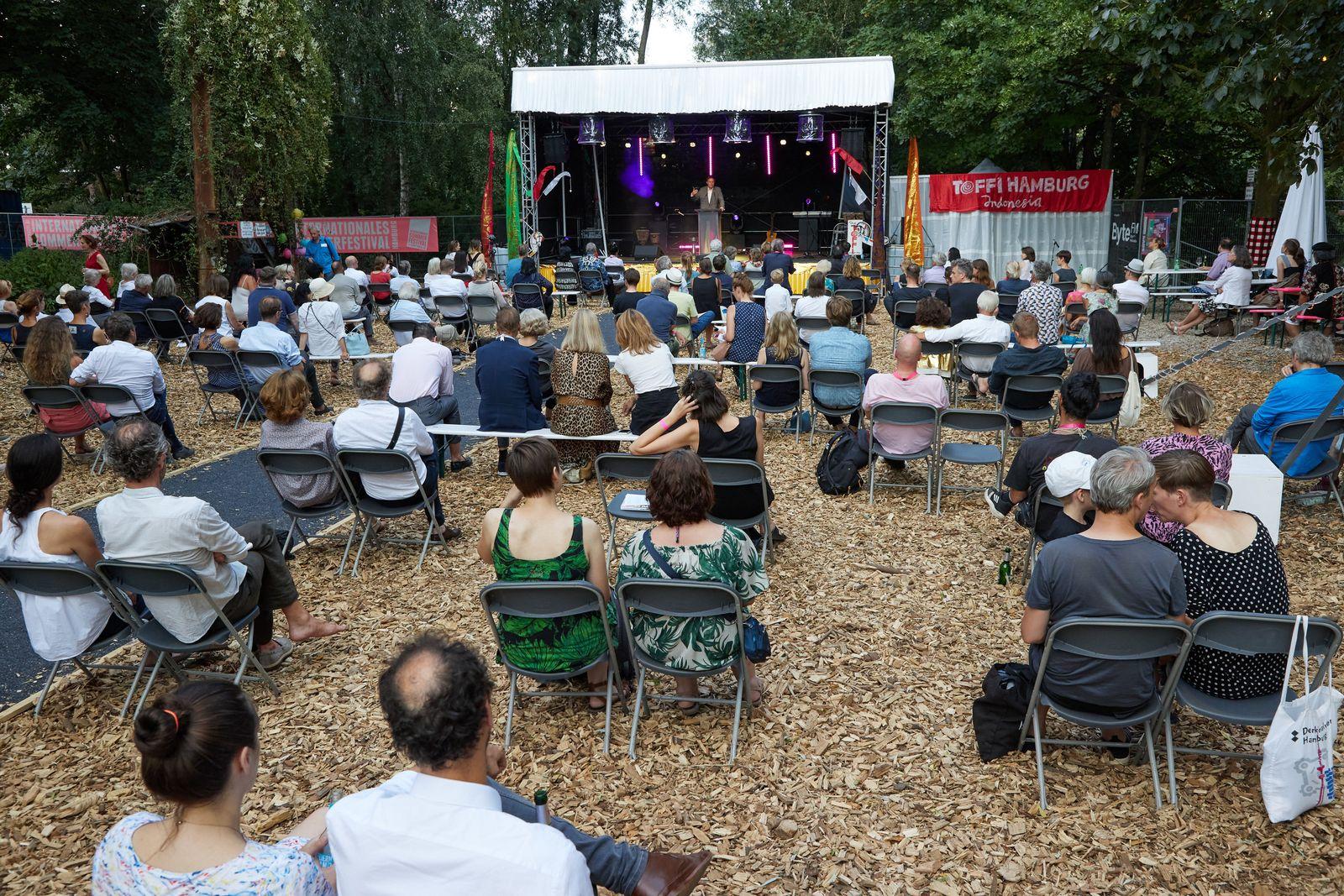 Eröffnung Internationales Sommerfestival