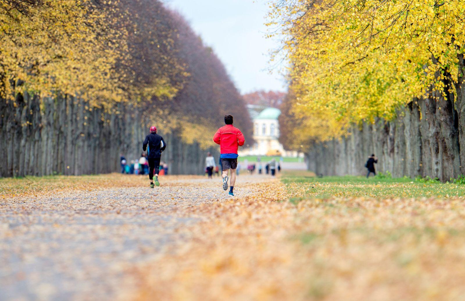 Herbstwetter in Hannover