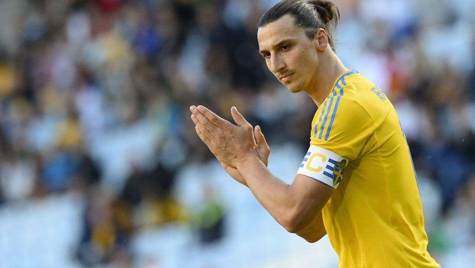 WM-Ticket für Schweden in Reichweite: Ibrahimovic trifft zwei Mal gegen Färöer