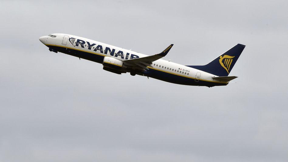 Ryanair-Flieger (Archiv)