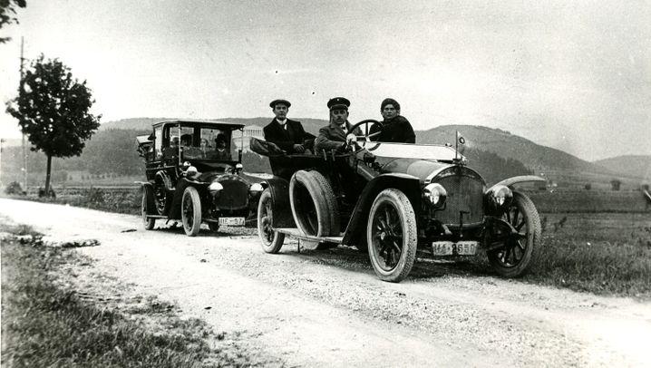 100 Jahre Audi: Langer Anlauf Richtung Premium